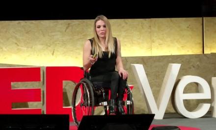 Sofia Righetti al TED di Verona