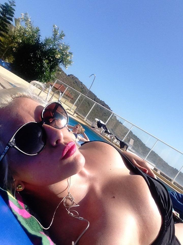 Benedetta al sole